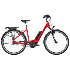 Ortler Lyon Rower elektryczny miejski Wave czerwony